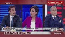 Mehmet Aslan'a Kızan AK Parti Adayı Yayını Terk Etmek İstedi