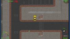 Taksici amca araba yarışı oyunu