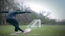 Angel Di Maria, Kornerden Rabona Vuruşuyla Gol Attı