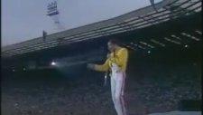 Freddie Mercury / Under Pressure (Canlı Performans)