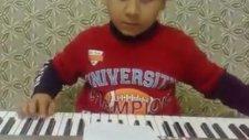 Junior Damar Klavye (Küçük İbo Tadında)