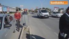 Kaza Yapan Oğlunu Azarladı: Ehliyat Almakla İş Bitmiyor