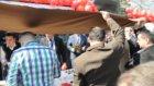 Bin Kişilik Pasta, Martılardan Örtüyle Korundu