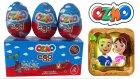 Oyuncak Yumurta Açımı Ozmo Sürpriz Yumurtalar 2015 Yeni Oyuncaklar