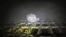 Buram Buram Yayılan Radyasyon Kamerada