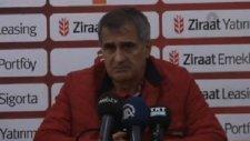 Gençlerbirliği-Bursaspor maçının ardından