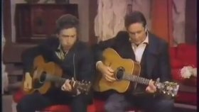 Johnny Cash - Bob Dylan - Girl From The North Country