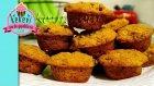 5 dakikada Havuçlu Muffin - Kekevi Yemek Tarifleri