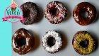 Donut Nasıl Yapılır? Çikolata Kaplı Donat Tarifi