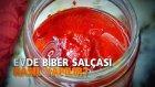 Evde Biber Salçası Nasıl Yapılır? - Kekevi Yemek Tarifleri