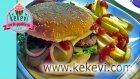 Evde Hamburger Menü Nasıl Yapılır? - Kekevi Yemek Tarifleri
