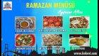 Kekevi.com'da Ramazan / Videolu İftar Menüleri
