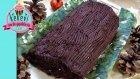 Kütük Pasta 1. Bölüm (Rulo Kek ve Taze Krema Yapımı) - Kekevi Pasta Tarifleri