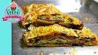 Patatesli Salam ve Kaşarlı Rulo Börek - Kekevi Yemek Tarifleri