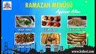 Ramazan İftar Menüsü 1 - Ayşenur Altan Kekevi.com