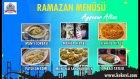 Ramazan İftar Menüsü 2 - Ayşenur Altan / Kekevi.com