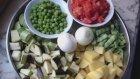 Sebze Güveç (Etli Güveç / Türlü) - Kekevi Yemek Tarifleri