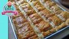 Yufkalı Tepsi Böreğini El Açması Böreğe Nasıl Çeviririz? - Kekevi Börek Tarifleri