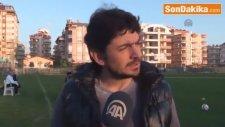 Albimo Alanyaspor, Adanaspor Maçı Hazırlıklarına Başladı