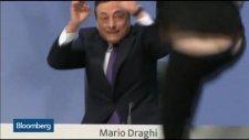 Avrupa Merkez Bankası Başkanı Draghi'ye Protesto