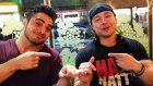 Fibo 2015 Vlog - Post Workout Meal with Matt Ogus - Turkish Food In Cologne - KENZO KARAGÖZ