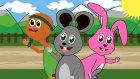 Hızlı Yavaş - Çizge TV - Çizgi Film - Çocuk Şarkıları