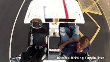 NASA'dan Drift Yapan Elektrikli Araba