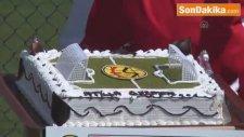 Eskişehirspor'da Suat Altın İnşaat Kayseri Erciyesspor Maçı Hazırlıkları
