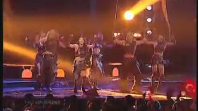 Ruslana - Wild Dances - 2004 Eurovision (Final Performansı)