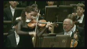 Bach - Bwv 1001 G Minor  (Iv. Presto) - Hilary Hahn