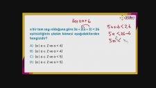Anafen Tv 10 Soru Çözümü 8.Sınıf Matematık