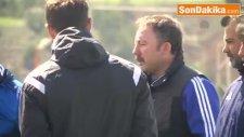 Medicana Sivasspor'da, Balıkesirspor Maçı Hazırlıkları