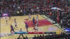 NBA'de 2014-2015 sezonunun en akrobatik 10 basketi