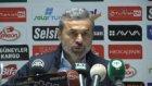 Gaziantepspor-Konyaspor maçının ardından