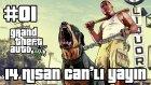 GTA V PC Senaryo-Online Karakter Yaratma 14 Nisan Can'lı Yayını Part 1