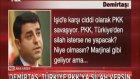 Selahattin Demirtaş PKK, Türkiye'den silah isterse ne yapacak