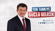 Ak Parti Yeni Seçim Şarkısı - Yar Davutoğlu 2015
