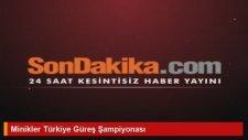 Minikler Türkiye Güreş Şampiyonası