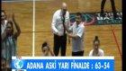 ADANA ASKİ SPOR YARI FİNALDE