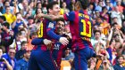 Barcelona 2-0 Valencia - Maç Özeti (18.4.2015)