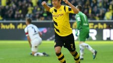 Borussia Dortmund 3-0 Paderborn - Maç Özeti (18.4.2015)