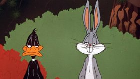 Daffy Duck Tavşan Sezonu Ördek Sezonu  (Çizgi Film)
