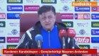 Kardemir Karabükspor - Gençlerbirliği Maçının Ardından