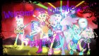 MLP EG Rainbow Rocks - Gösteri Vakti -  Welcome To The Show (Turkish) No Watermarks