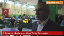 1. Sapanca Uluslararası Masa Tenisi Turnuvası