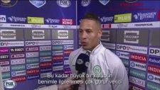 Chery'den Galatasaray taraftarını heyecanlandıran sözler