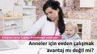 Hem girişimci hem de yeni anne olmak...