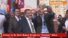 Orman ve Su İşleri Bakanı Eroğlu'na
