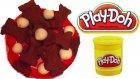 Play Doh Oyun Hamuru Çikolata Tabağı Yapımı