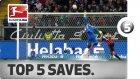Bundesliga'da Top 5 Gol